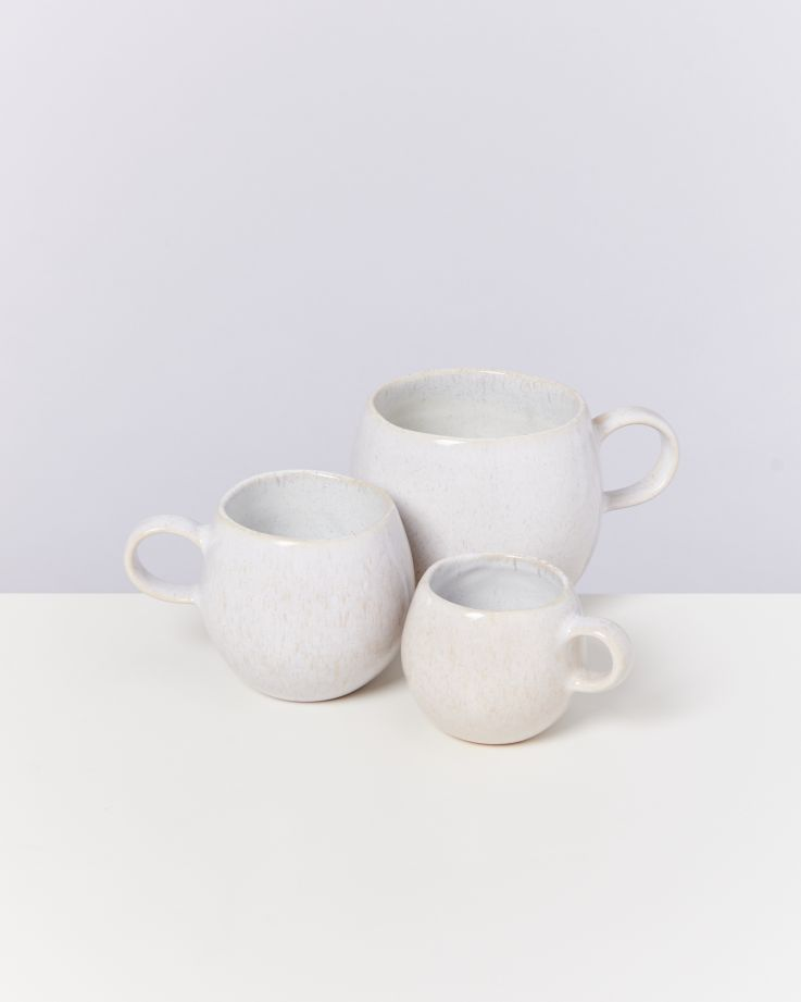 AREIA - Mug big white 3
