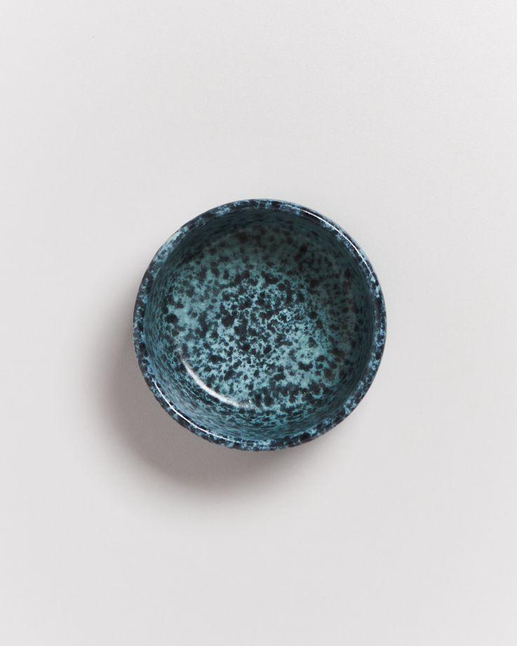 Caparica Saucenschälchen 9 cm grün schwarz 3