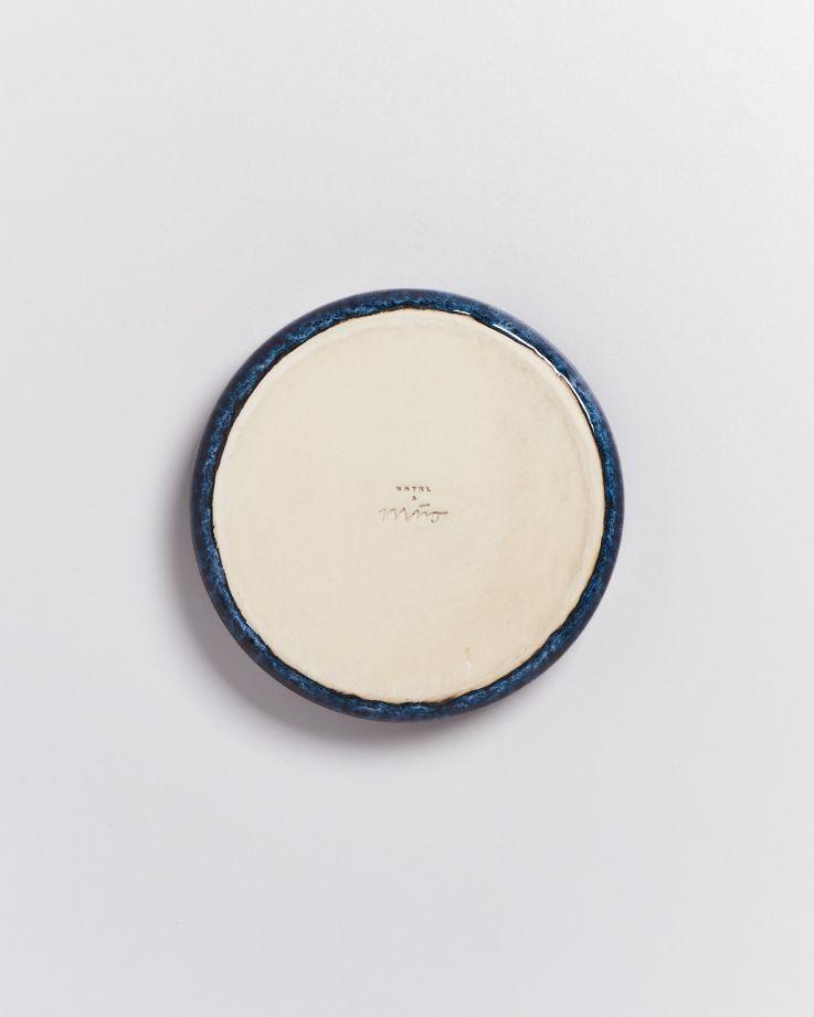 Cordoama Miniteller tief dunkelblau 3