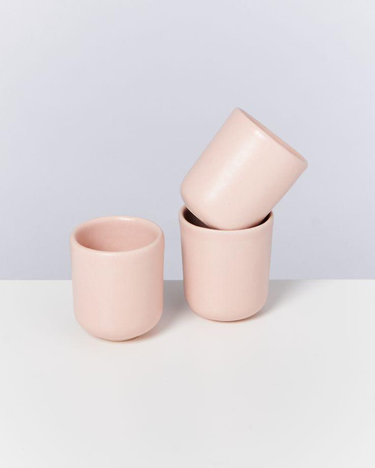 MACIO - Espressocup rose 3