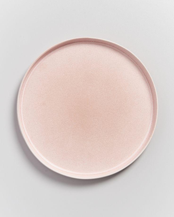 MACIO - Plate large rose 3