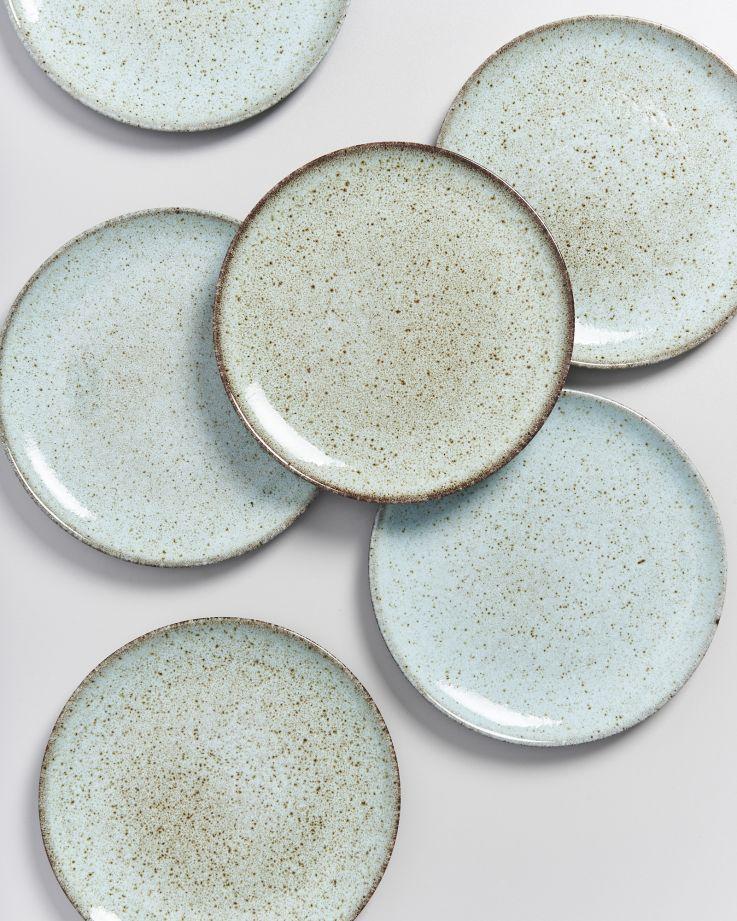 MAE - Plate small mint 3