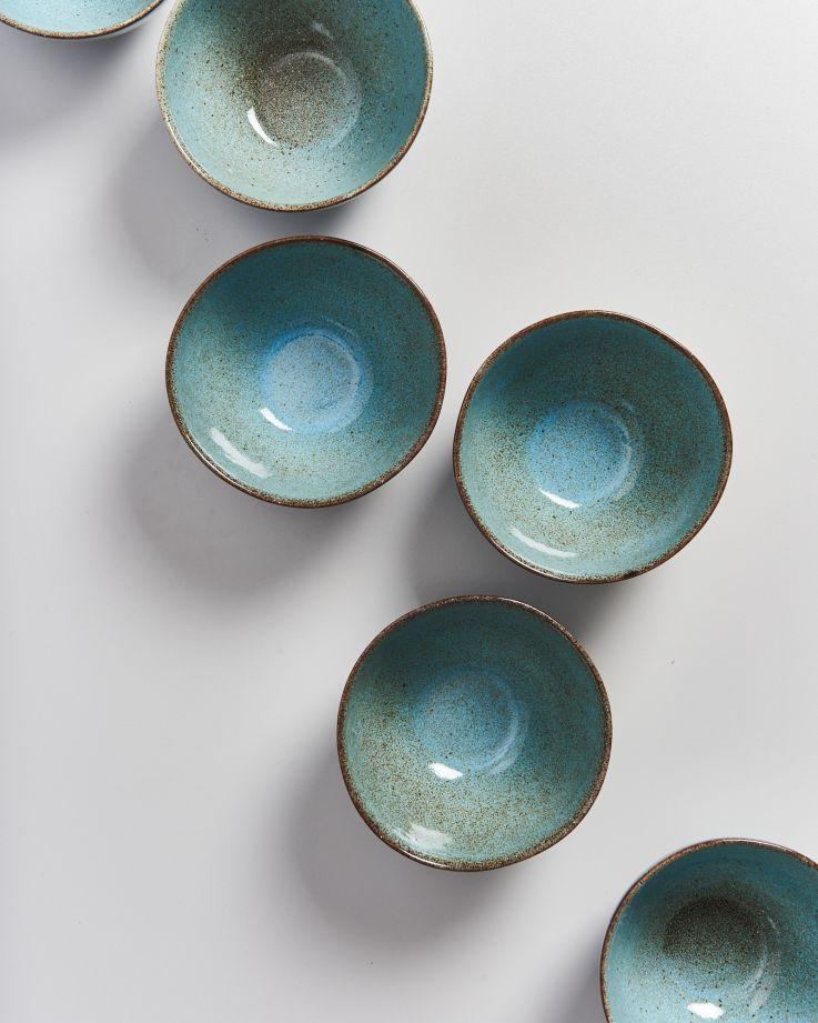 MAE - Cerealbowl turquoise 3