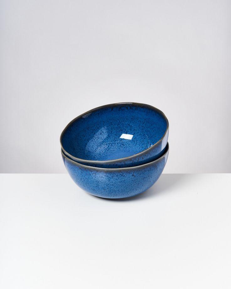 Melides Servierschale blue 3