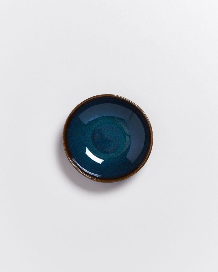 Melides Miniteller tief oceanblue 3