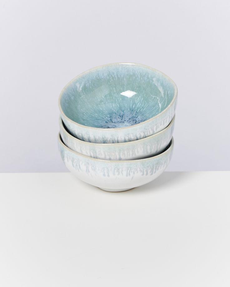 Sesimbra Saucenschälchen 11 cm grünblau 3