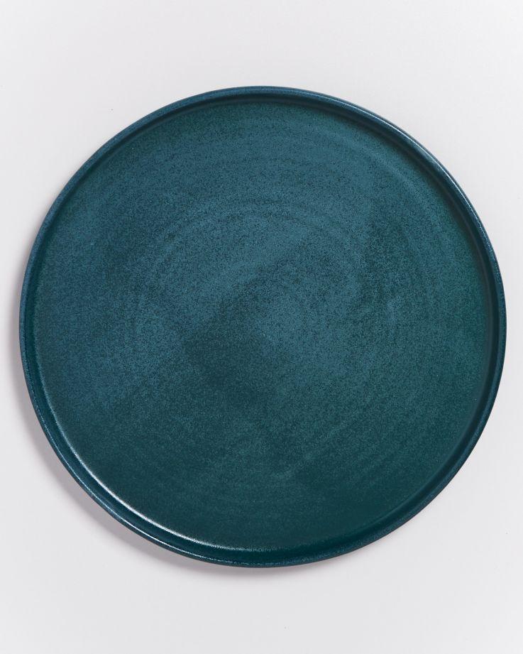Tavira Teller groß grün 3
