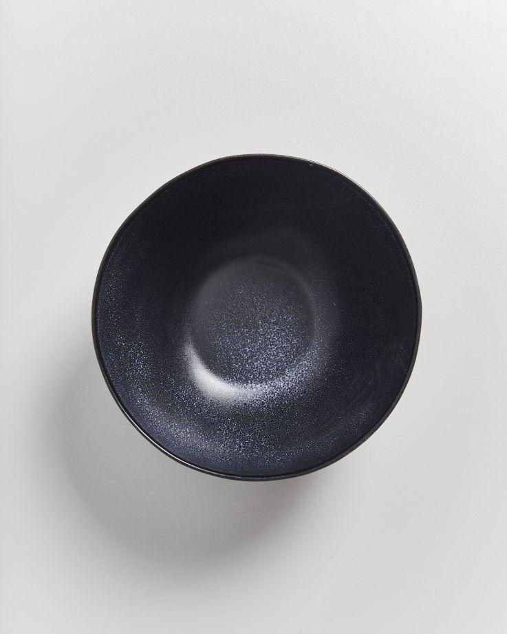 Turmalina Servierschale schwarz 3