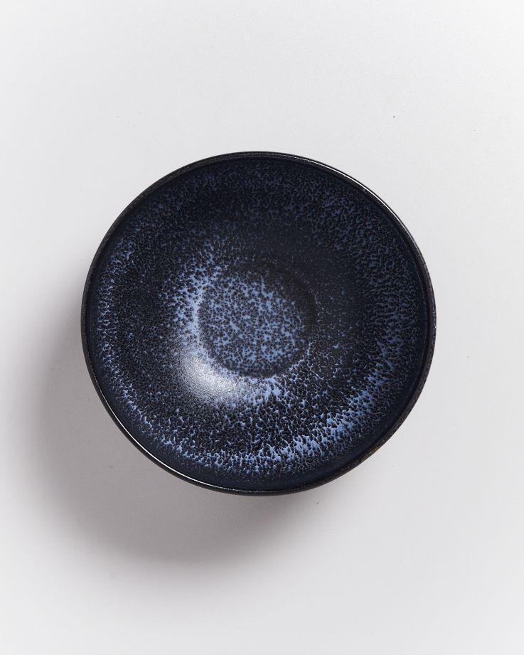 Turmalina Suppenschale schwarz 3