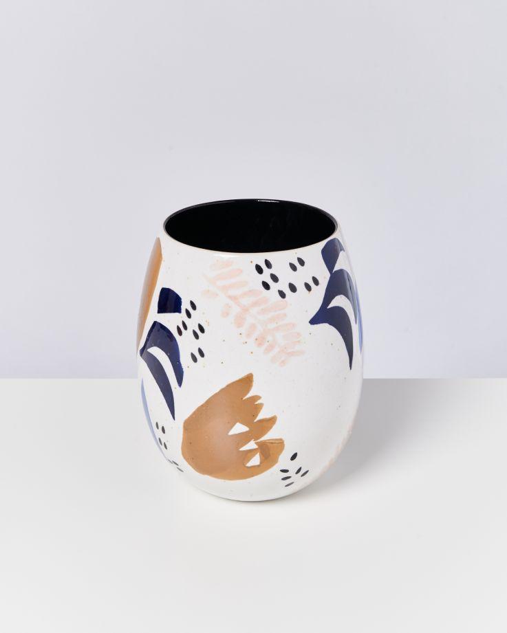 Vaso arts flowers 3