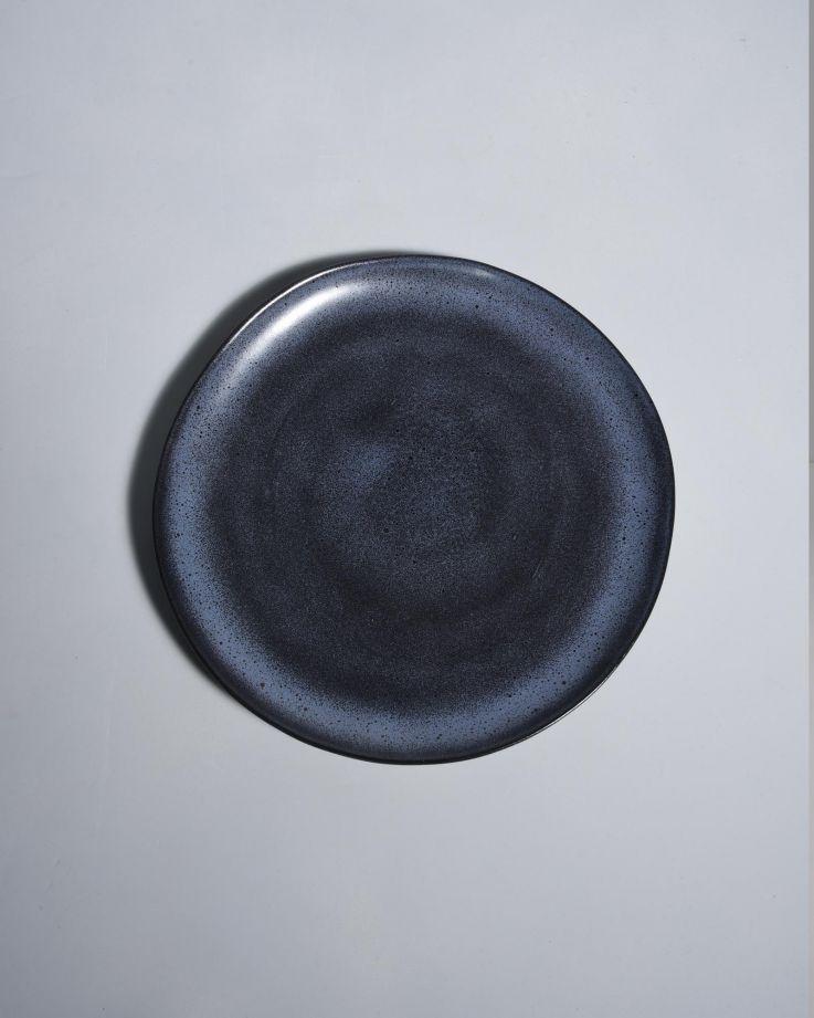 Turmalina Teller gross schwarz 3