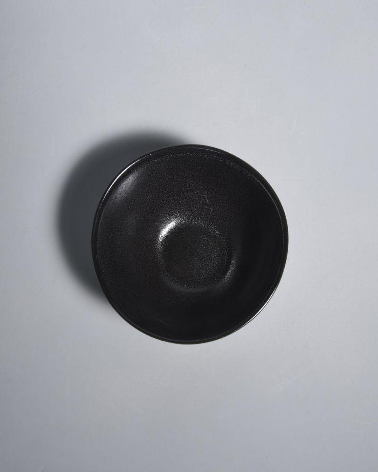 Turmalina Müslischale schwarz 3