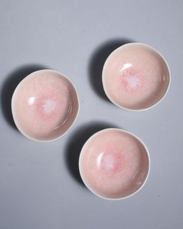 Alcachofra Saucenschälchen 11 cm peach 3