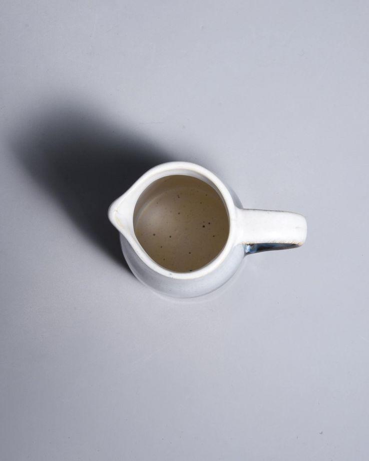Alachofra Milchkanne schwarz 3