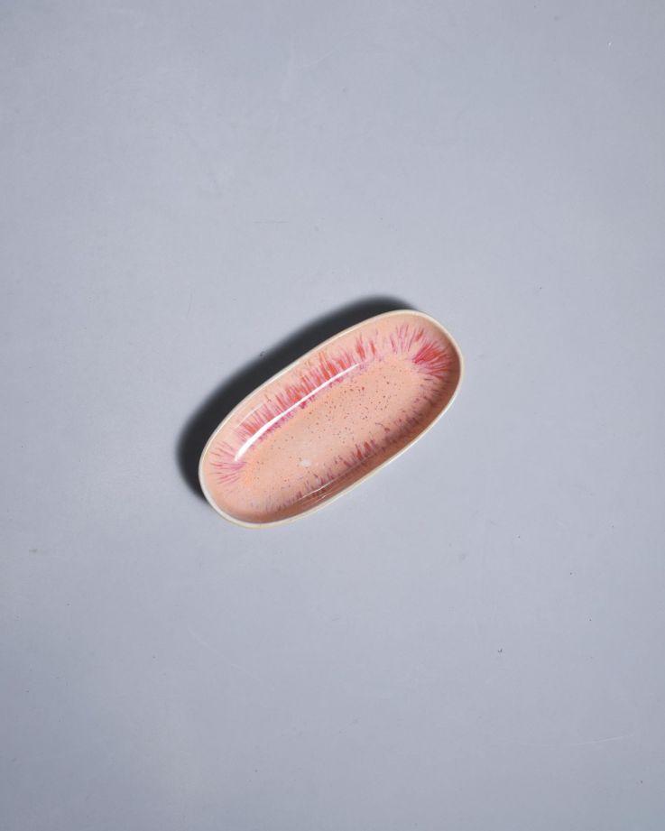 Areia Servierplatte S pink 3