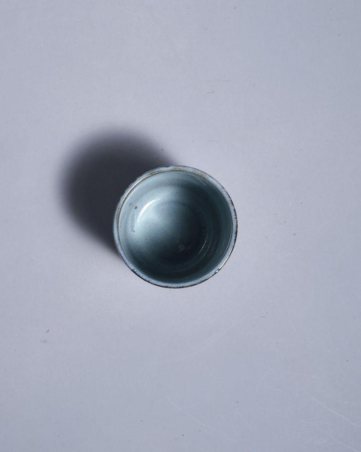 LUA - Mug small blue 3