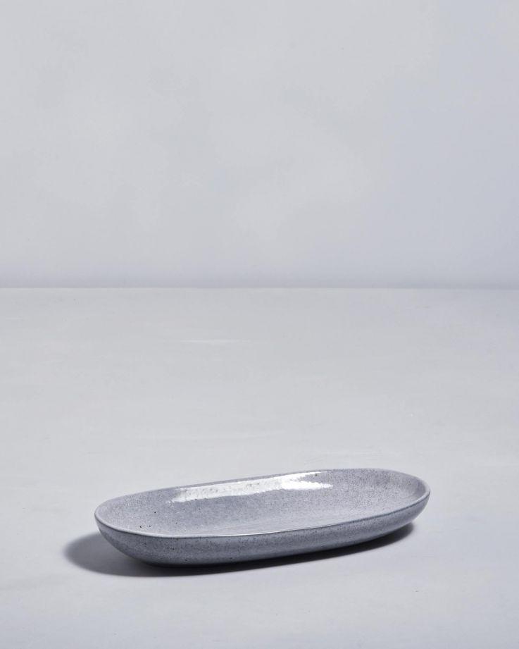 Mae Servierplatte M grau 3