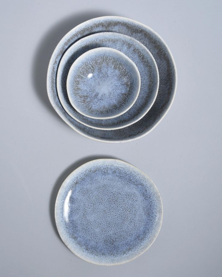 Sesimbra Miniteller graublau 3