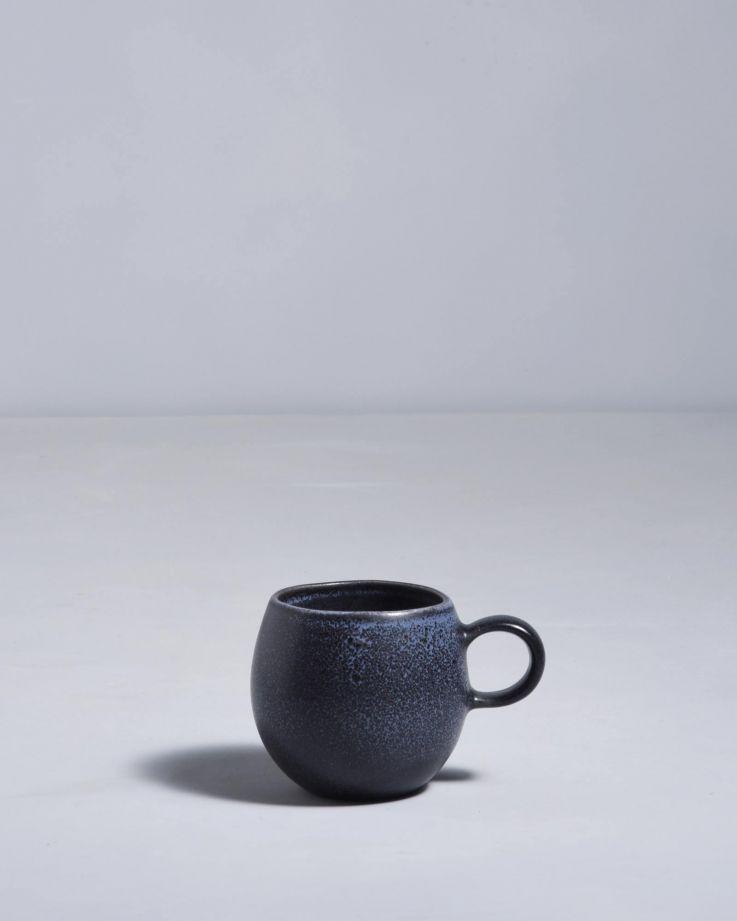 Turmalina Tasse klein schwarz 3