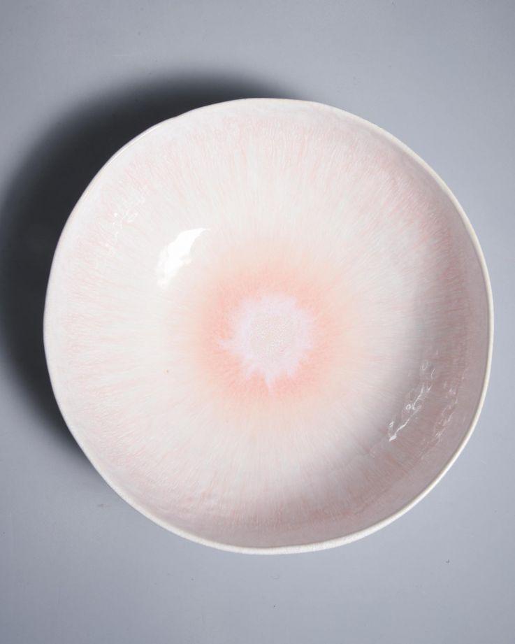 Alachofra Servierschale flach peach 3