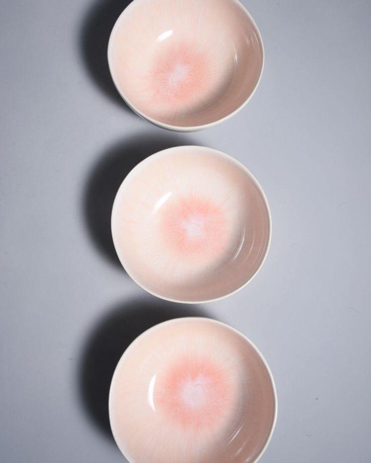 Alachofra Müslischale peach 3
