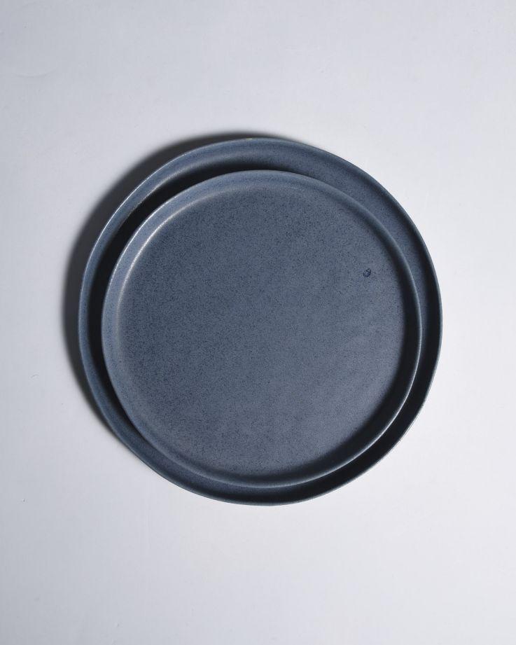 Macio Teller gross blau 3