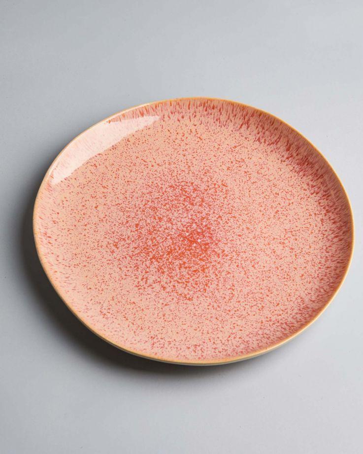 Areia Teller gross pink 3