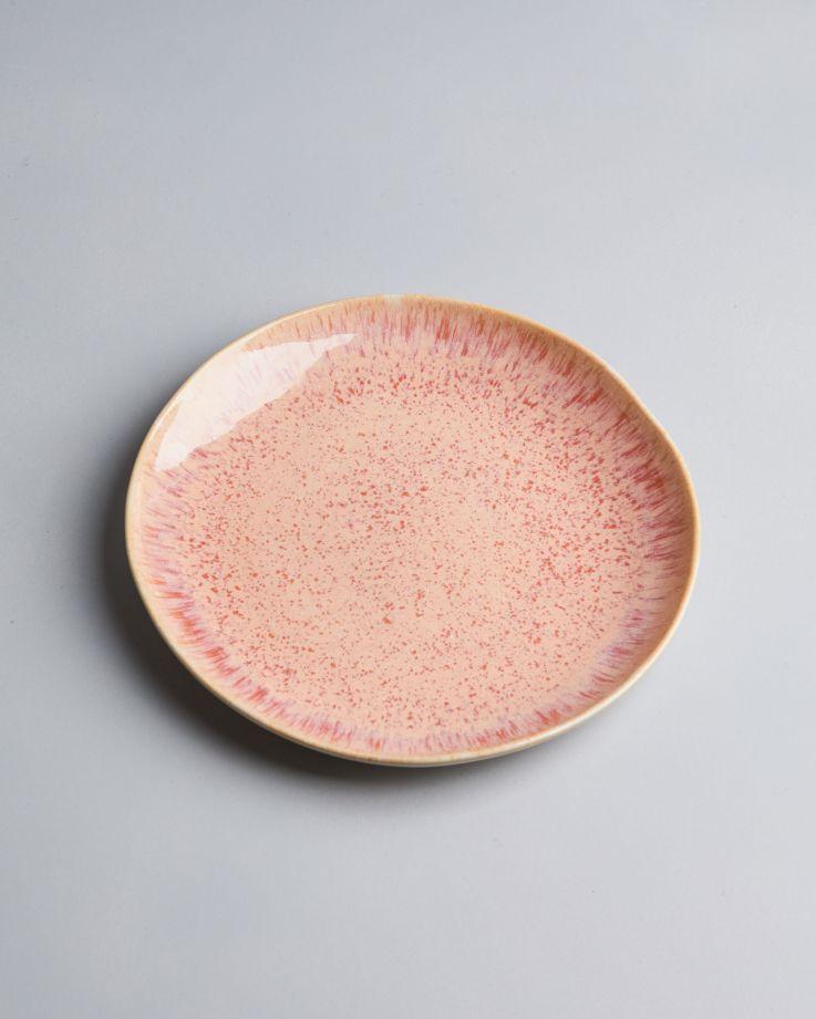 Areia Teller klein pink 3