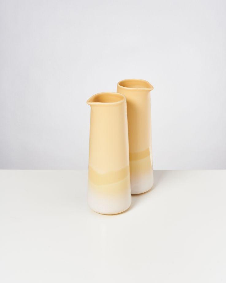 PINGUIM - Decanter yellow 3