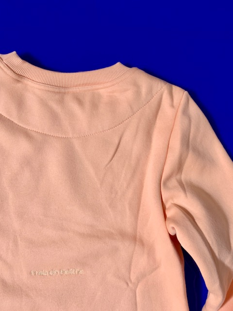 Boys Sweatshirt Peach 4