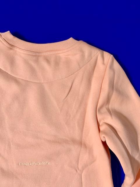 Girls Sweatshirt Peach 4