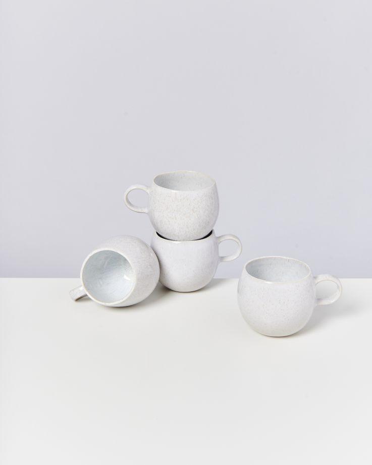 AREIA - Mug big white 4