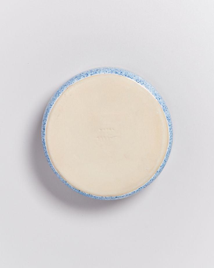 Cordoama Müslischale blau gesprenkelt 4