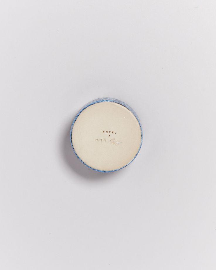Cordoama Saucenschälchen blau gesprenkelt 4