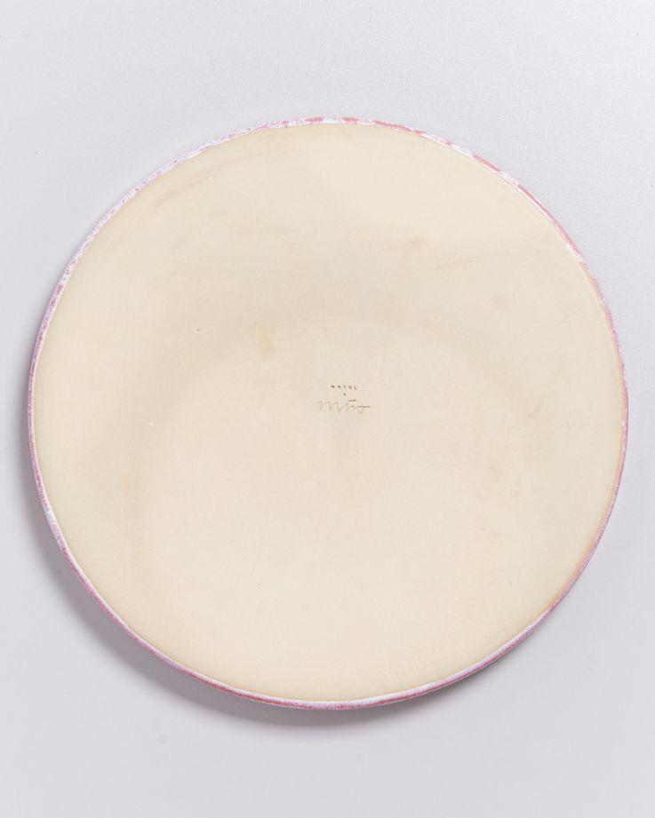 Cordoama Teller groß rosé 4