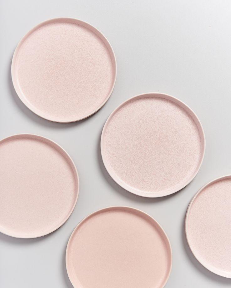MACIO - Plate small rose 3
