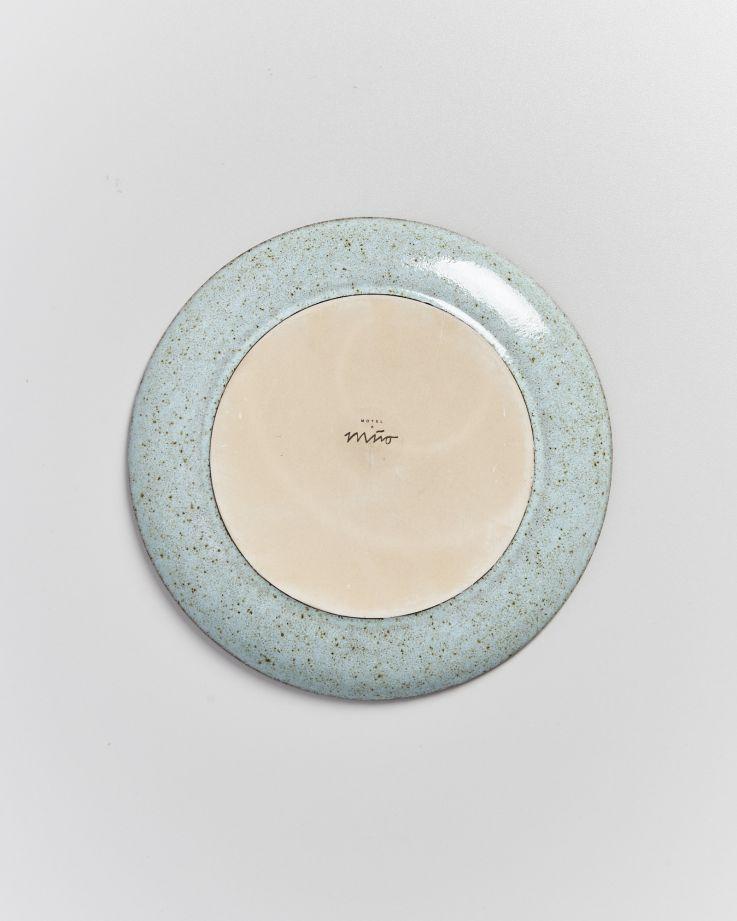 MAE - Plate small mint 4