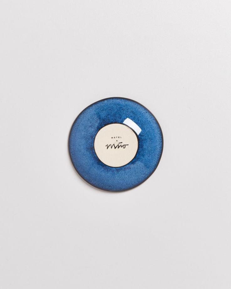 Melides Miniteller tief blau 4