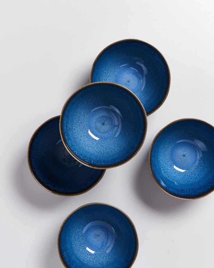 Melides Müslischale blue 4