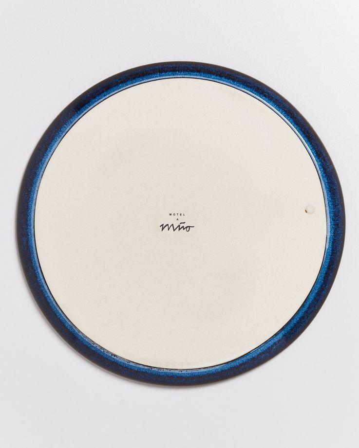 Melides Teller groß blue 4