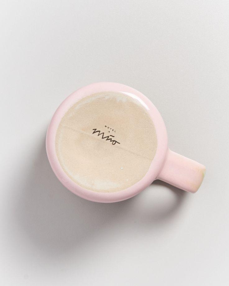Pirolito Tasse rosa grün 4