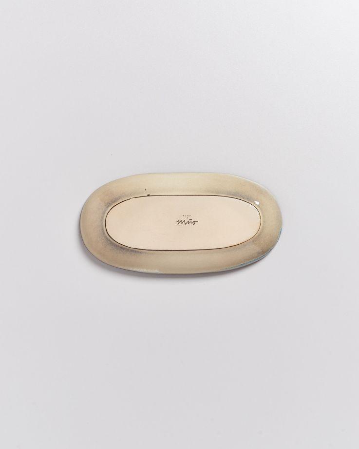 Pintor Servierplatte M vanille 4