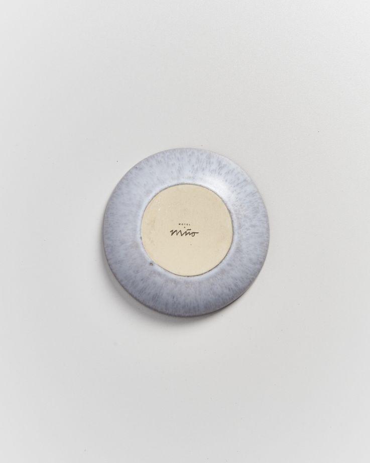 PORTO - Mini Plate grey 4