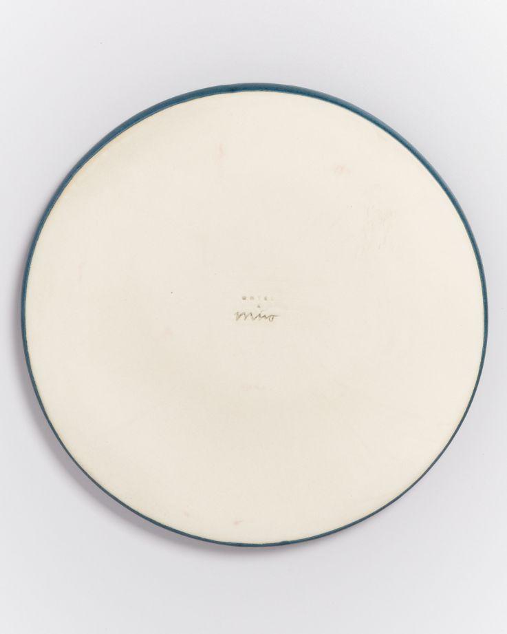 Tavira Teller groß grün 4