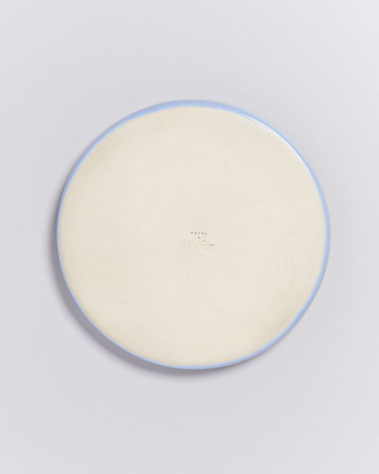 Tavira Teller klein pastellblau 4