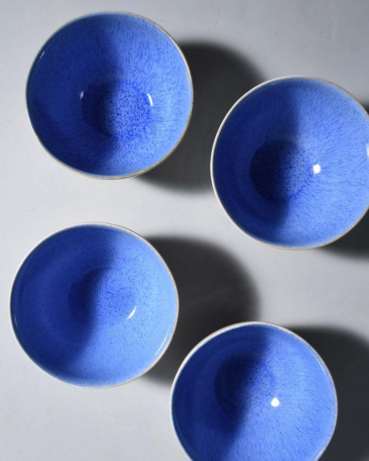 Areia Müslischale royal blau 3