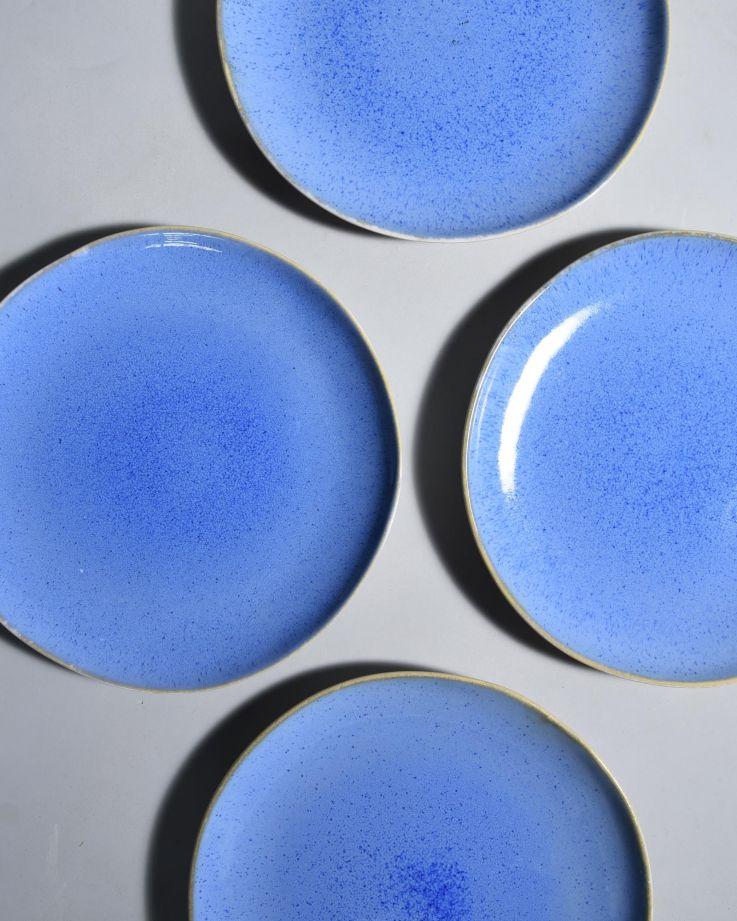 Areia Teller klein royal blau 3