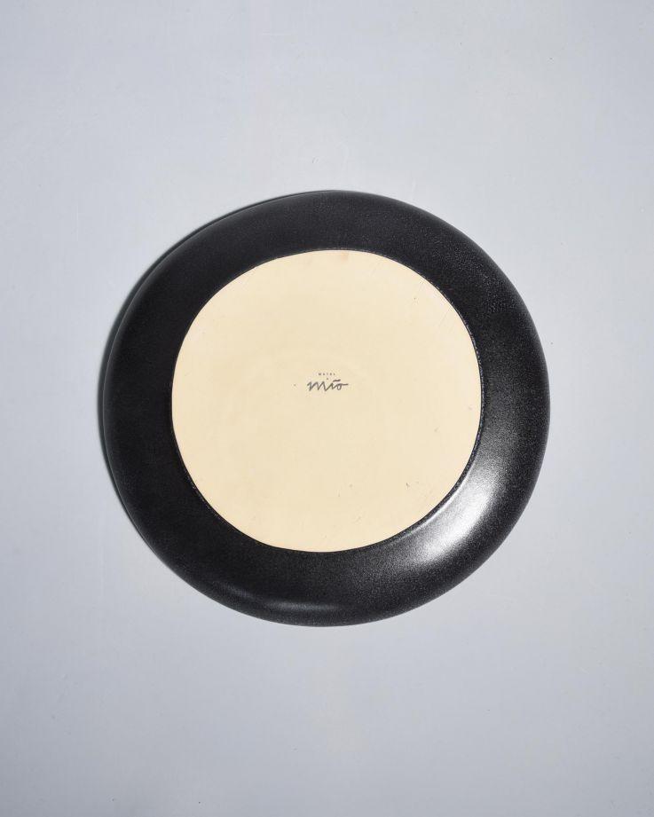 Turmalina Teller gross schwarz 4