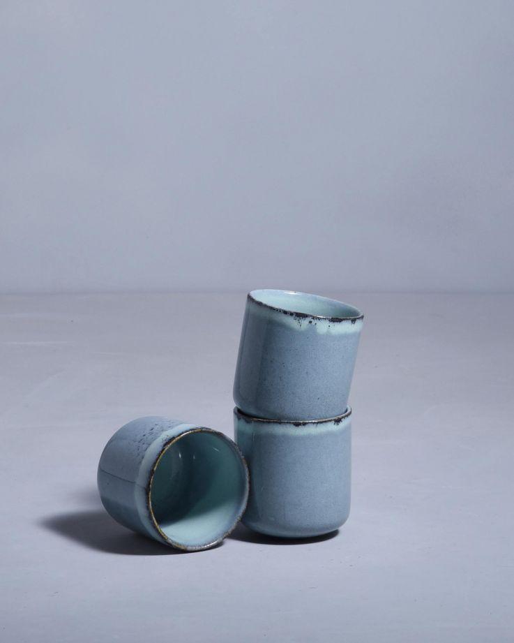 LUA - Mug small blue 4