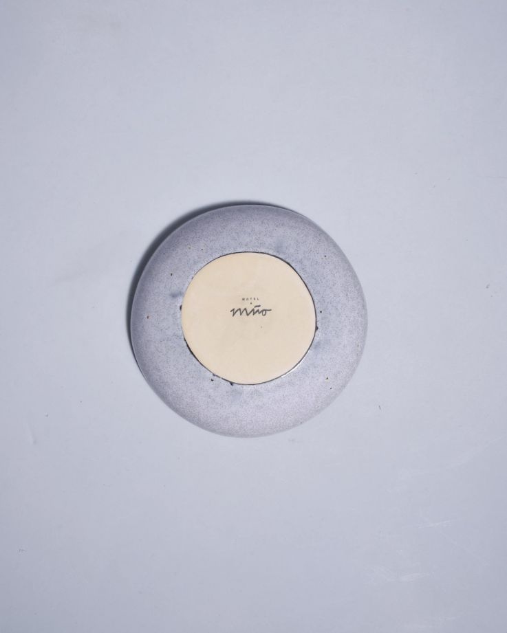 MAE - Mini Plate grey 4